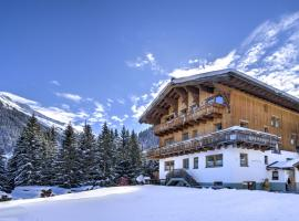 Haus Sattelkopf, pet-friendly hotel in Sankt Anton am Arlberg