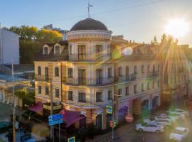 Атташе Отель, отель в Ростове-на-Дону