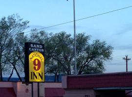 National 9 Inn Sand Canyon, hotel in Cortez