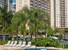 Bourbon Barra da Tijuca Residence, hotel in Rio de Janeiro