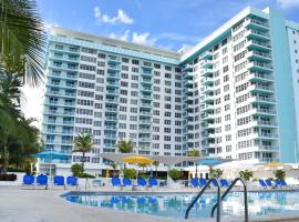 Seacoast Suites on Miami Beach, serviced apartment in Miami Beach