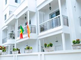 J PAD, hotel in Dakar