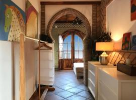 Alojamiento con Encanto en Málaga, cabin in Málaga