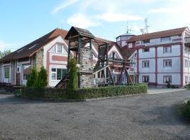Famozclub, hotel v destinaci Bakov nad Jizerou