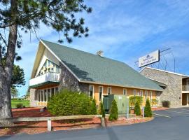 Americas Best Value Inn Plattsburgh, hotel near Plattsburgh International Airport - PBG,