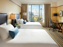 Pan Pacific Seattle, Hotel in Seattle