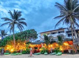 Moon Beam - The Beach Heaven, отель в Хиккадуве