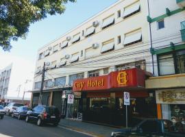 City Hotel PF, отель в городе Пасу-Фунду