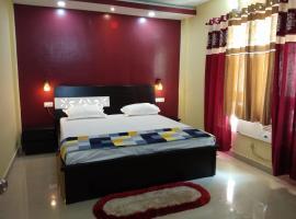 Shonar Kutir, hotel with pools in Puri