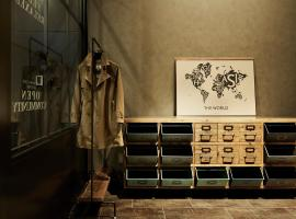 the square hotel GINZA, hotel in Tokyo