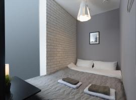 Shelter-Hotels Технопарк, hotel in Moscow