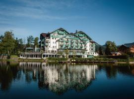Romantik Hotel Seevilla, Hotel in der Nähe von: Loser Jet 1, Altaussee