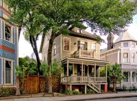 The Jepson Estate on Forsyth Park!, B&B in Savannah