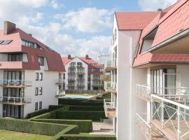 Apartment Green Garden, hotel with pools in Middelkerke