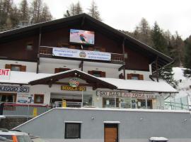 Lodge Ski Pampeago, hotel in Tesero