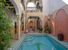 Riad Itrane, hotel near Bahia Palace, Marrakesh