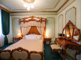 Hotel Kreta, hotel din Galaţi