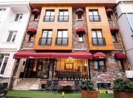 Pruva, hotel near Topkapi Palace, Istanbul