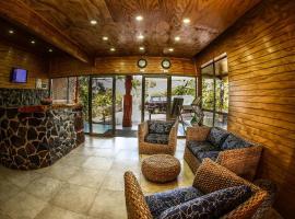 Easter Island Ecolodge, hotel en Hanga Roa
