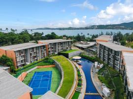 Samui Rainbow Resort, отель в Бопхуте