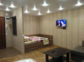 """Апартаменты """"Уют"""" на Герцена 93, отель в Рыбинске"""