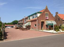Hotel-Pension Ouddorp, hotel near Slot Moermond, Ouddorp