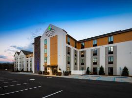 Uptown Suites Extended Stay Austin TX – North, hotel Disch-Falk Field - University of Texas környékén Austinban
