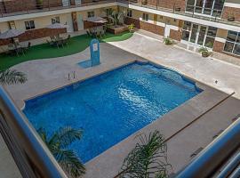 Gran Hotel Residencial Galerias, hôtel à Ciudad Obregón