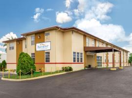 Baymont by Wyndham Florida City, отель в городе Флорида-Сити