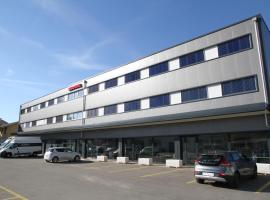 Wego Hotel, Hotel in der Nähe von: Wellnesscenter Les Bains de la Gruyère, Bulle