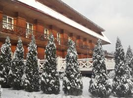 Park-hotel Medvezhy Ozera, hotel in Medvezh'i Ozera
