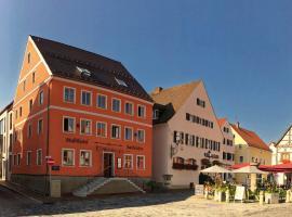 Stadthotel Kachelofen, Hotel in der Nähe von: Legoland Deutschland, Krumbach