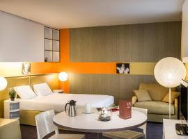AppartHotel Mercure Paris Boulogne, hotel near Exelmans Metro Station, Boulogne-Billancourt