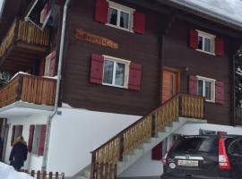 Chalet Rosenhof, hotel in Blatten bei Naters