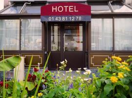 Hôtel Vauban, hotel near Bobigny-Pablo Picasso Metro Station, Livry-Gargan