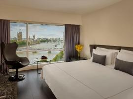 Park Plaza London Riverbank, hotel en Londres