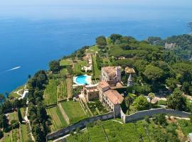 Hotel Villa Cimbrone, hotel near Amalfi Harbour, Ravello