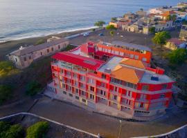 Hotel Ocean View & Restaurante Seafood, hotel in São Filipe