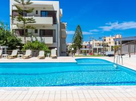 Eltina Hotel, hotel with pools in Rethymno Town