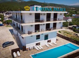 Corona Palace, отель в Кабардинке
