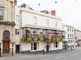 George Hotel, hotel in Frome
