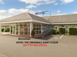 The Originals Access, Hôtel Saint-Flour (P'tit Dej-Hotel), hôtel à Saint-Flour