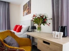 Willa Mała Czyrna – hotel w pobliżu miejsca Ośrodek narciarski Czyrna-Solisko w Szczyrku