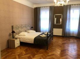 Poet Pastior Residence, hotel in Sibiu