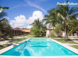 Posada Palmar, hotel in Bacalar