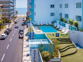 Solis Praia Hotel Itapema, hotel in Itapema