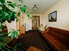 Hotel Praha, hotel in Smolensk