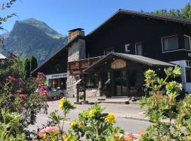 Hotel Le Soly, hotel in Morzine