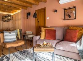 Apartamento en Esterri d'Àneu 50 1E, hotel in Esterri d'Àneu