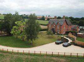 Newcourt Barton, farm stay in Cullompton